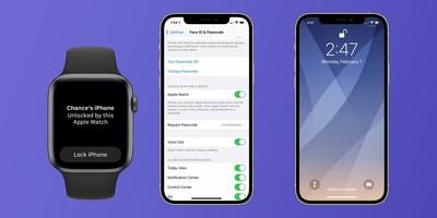 iOS 15再爆災情!無法使用Apple Watch解鎖手機 螢幕直跳錯誤訊息