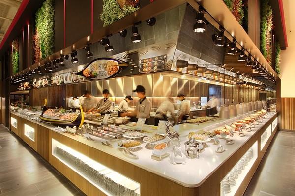 快收藏!今年必吃「全台20間吃到飽餐廳」 在玻璃天幕用餐超浪漫 | ET