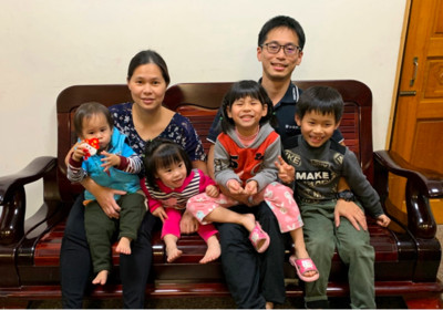 鴻海「0到6歲公司養」滿週年 累計1052名「鴻海寶寶」受惠