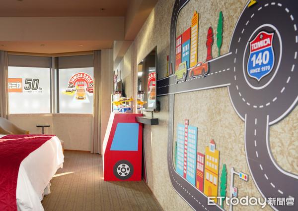 小車迷注意!台北4處飯店新設「主題房」花草系、露營車都有 | ETtod