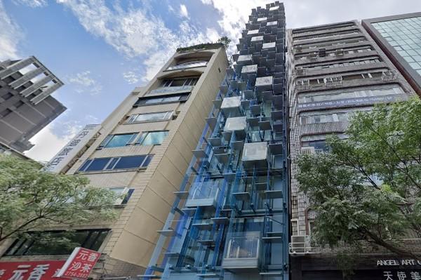 ▲▼台北市大安區信義路三段39號,「水樹之間」     。(圖/翻攝自Google Maps)