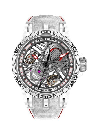 ▲▼ TAG Heuer & Roger Dubuis            。(圖/公關照)