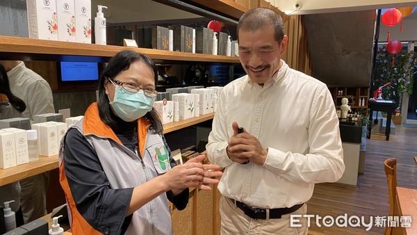 捐500瓶洗手水助抗疫!阿原肥皂:向所有醫護與志工致敬  | ETtod