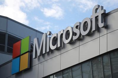 微軟Q1獲利年增48%「首破200億美元」 激勵盤後上漲2%