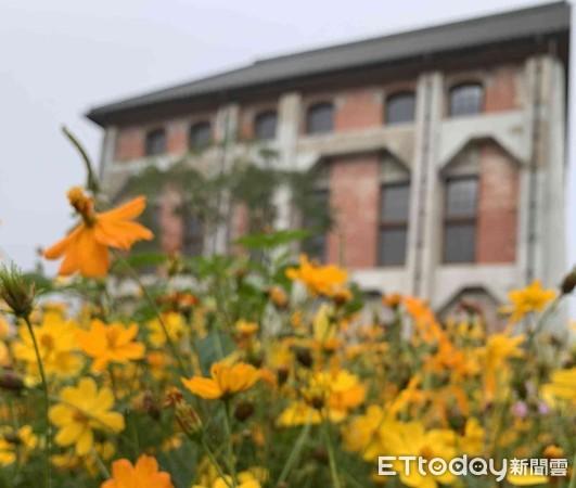 精美限量入園禮廣大自然環境 台南水道博物館成為春節踏青熱點 | ETto