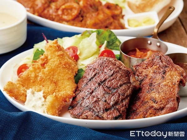 新春連7天牛排買一送一 日本家庭餐廳新店型2/8插旗台南 | ETtod
