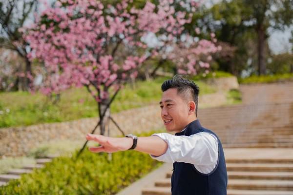 林智堅公開春遊三路線 賞櫻首選新竹公園與動物園 | ETtoday地方新