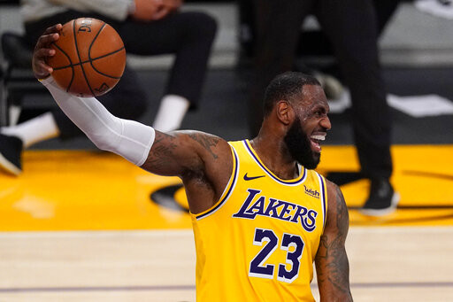NBA明星賽先發出爐 詹皇、KD當隊長準備「選秀挑隊友」 | ETtod