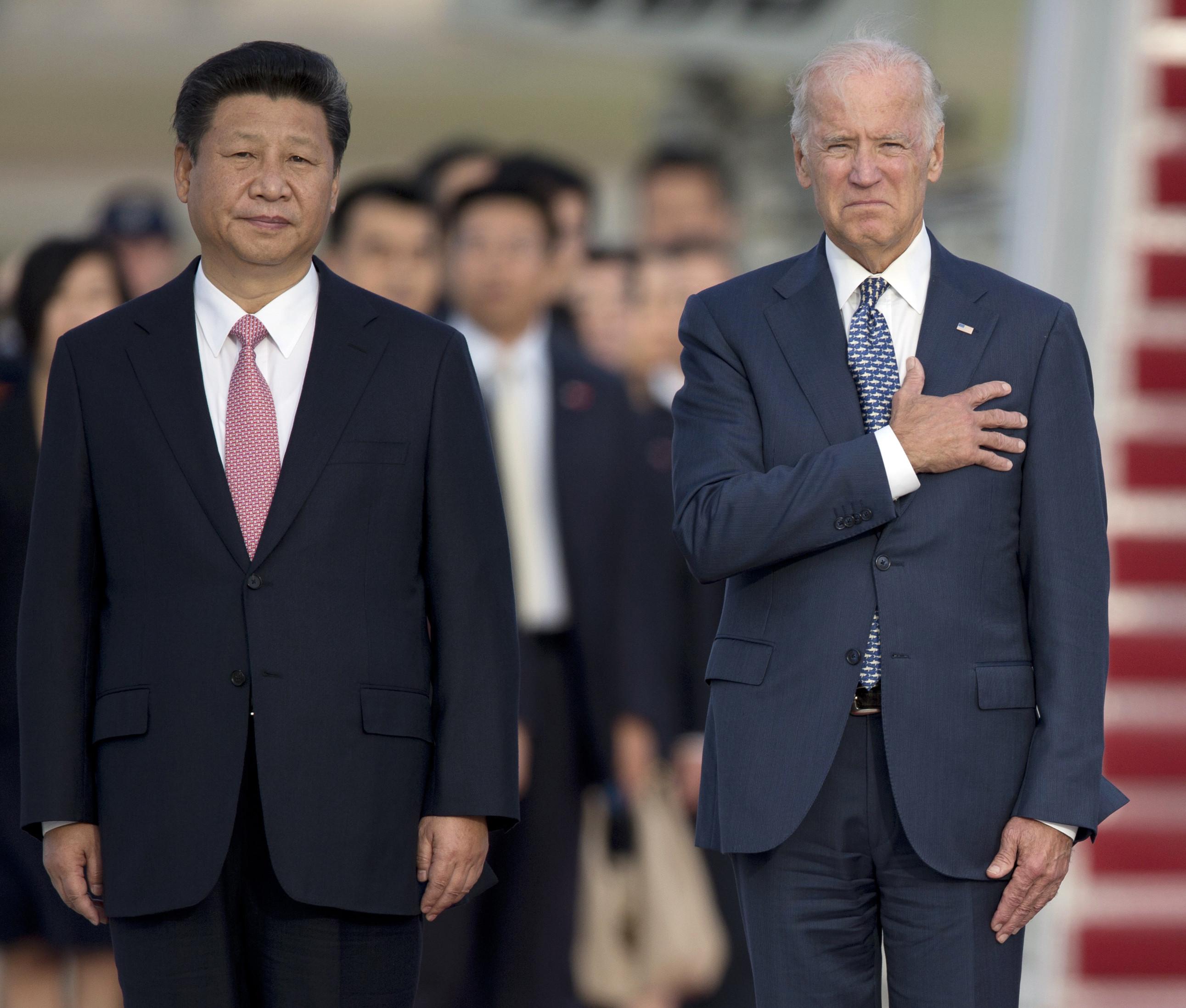 G20,新冷戰,布林肯,拜登,習近平,美中關係,零和遊戲,貿易