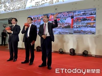 台電首度視訊新春團拜 84地同步線上拜年「加速智慧電網建設」