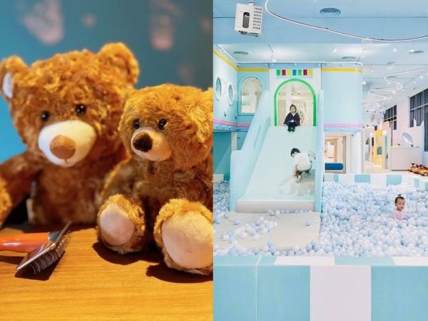 桃竹最適合帶小孩放電!海底世界、小熊博物館 4個景點填滿親子假期 | E