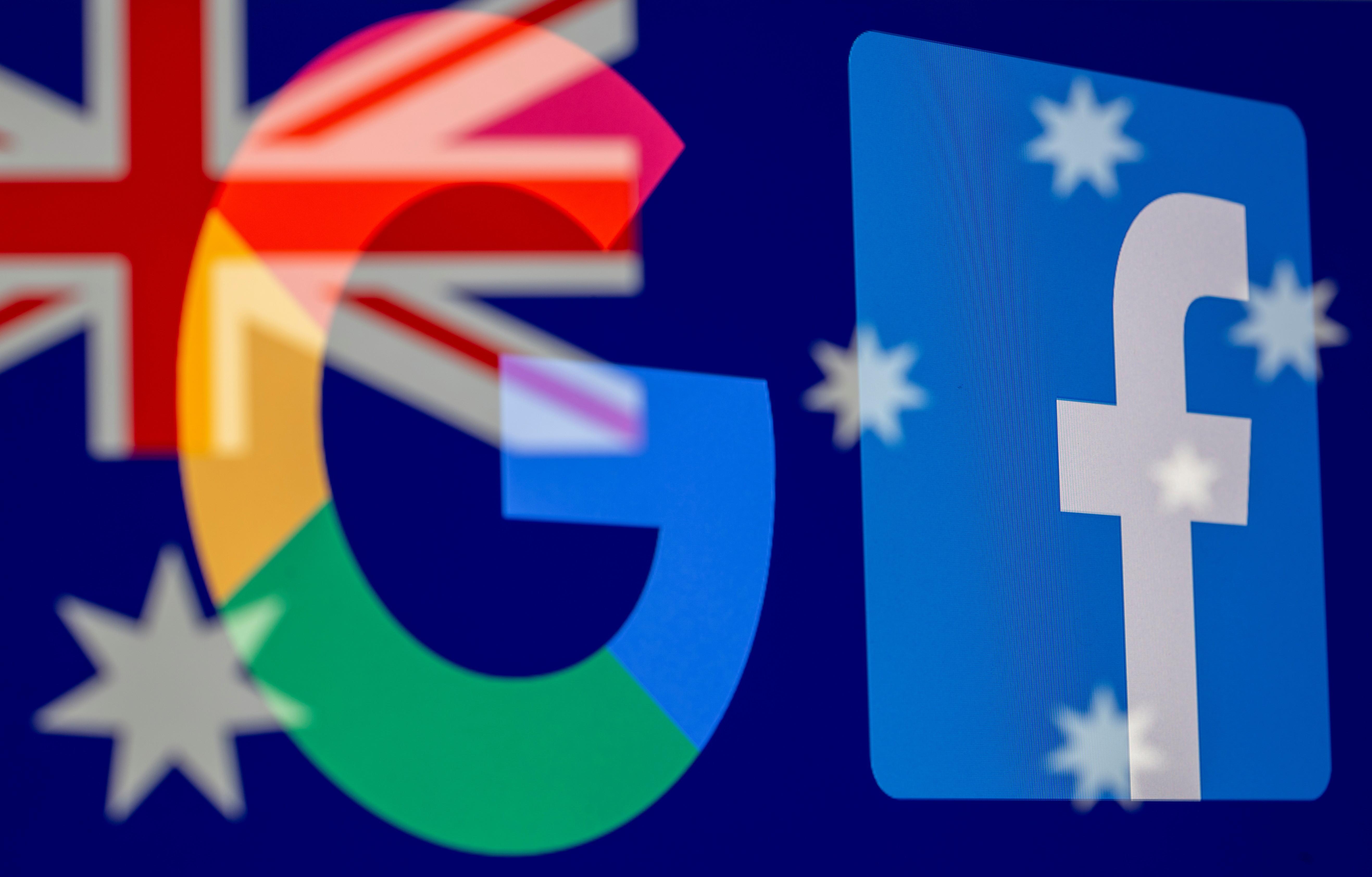 google,谷歌,臉書,媒體,新聞,澳洲,蘋果,新聞媒體,社群,網路平台,監管