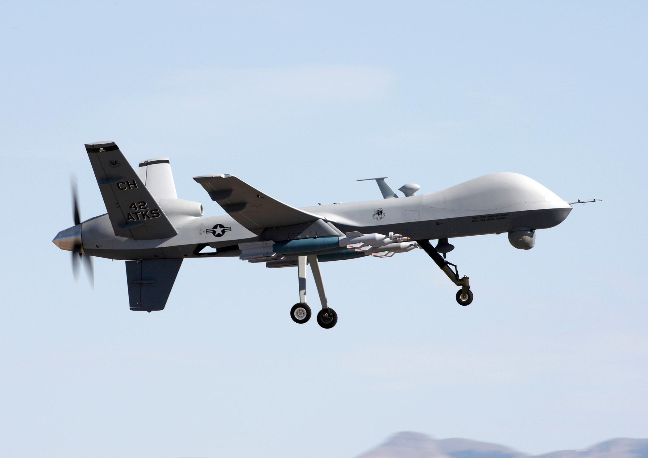中科院,國防部,無人機,飛安,國軍,國防,B-52H,M-Q9,太平島,共軍