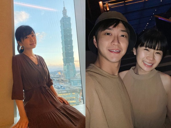 ▲▼福原愛嫁來台灣5年,鬆口打算回日本了。(圖/翻攝自IG/福原愛、江宏傑)