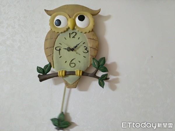 ▲▼時鐘,鐘,掛鐘。(圖/記者王麗琴攝)