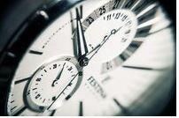 ▲▼時鐘,時針。(圖/取自免費圖庫LibreStock)
