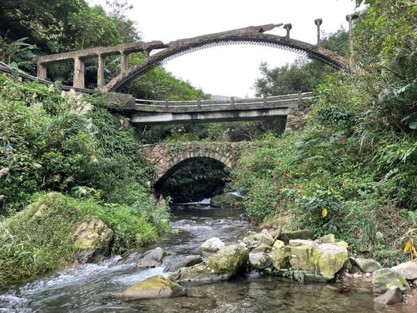 沿小橋流水、蓊鬱竹林到石橋!瑞芳秘境半日遊「卯澳漁村吃海鮮」   ETt