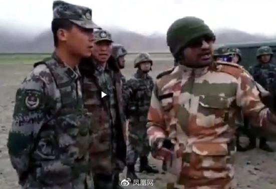 中印邊界,加勒萬,解放軍,印度,中國,中國國防部,東風猛士軍車,北斗衛星