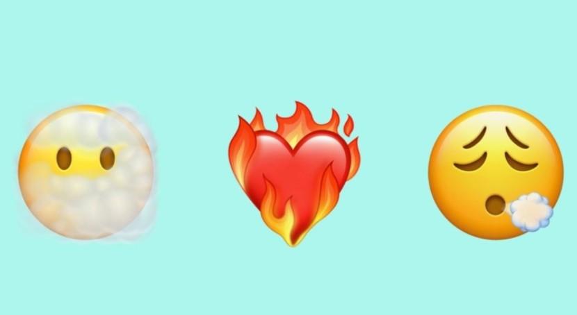 ▲▼新的Emoji表情符號。(圖/取自9to5mac)