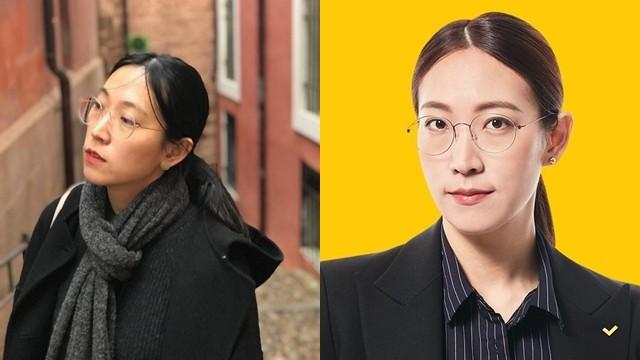 ▲▼南韓國會議員張惠英獲《時代》評選為2021百大明日之星。(圖/翻攝自臉書)