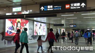 好看、好玩又有趣!捷運廣告超吸睛 成功擄獲通勤族目光