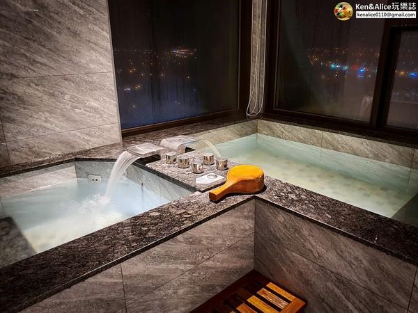 房內爽泡牛奶浴!宜蘭最高五星級飯店 360度星空酒吧望百萬夜景 | ET
