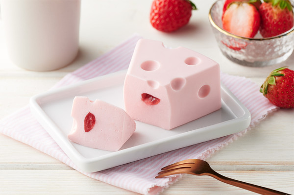 草莓控暴動!全聯We Sweet推出8款甜點、「草莓啤酒」浪漫破表! |