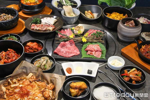 小菜無限吃!信義區新開幕韓食餐廳坐擁百萬夜景 宵夜變高空酒吧 | ETt