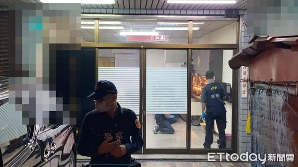 快訊/台南安平驚傳槍響 男子身中2槍「失去呼吸心跳」