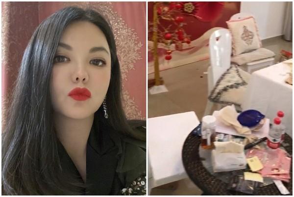 租民宿直播「退房時像被轟炸」 李湘被爆出身分兇喊告!房東打臉