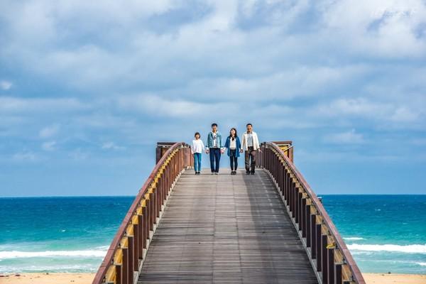 新北旅遊|福隆沙灘的視覺秘境 要從這裡才看得見 | ETtoday旅遊雲