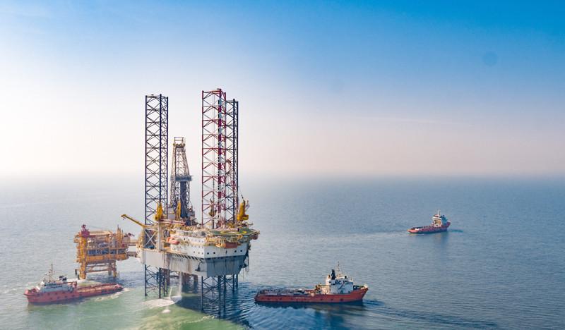 渤海探勘發現「億噸級」大型油氣田 中國海油宣布重大消息