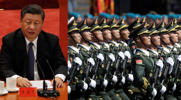 台灣危險了!美威懾力大減 解放軍透露:習近平擬2年內完成武統