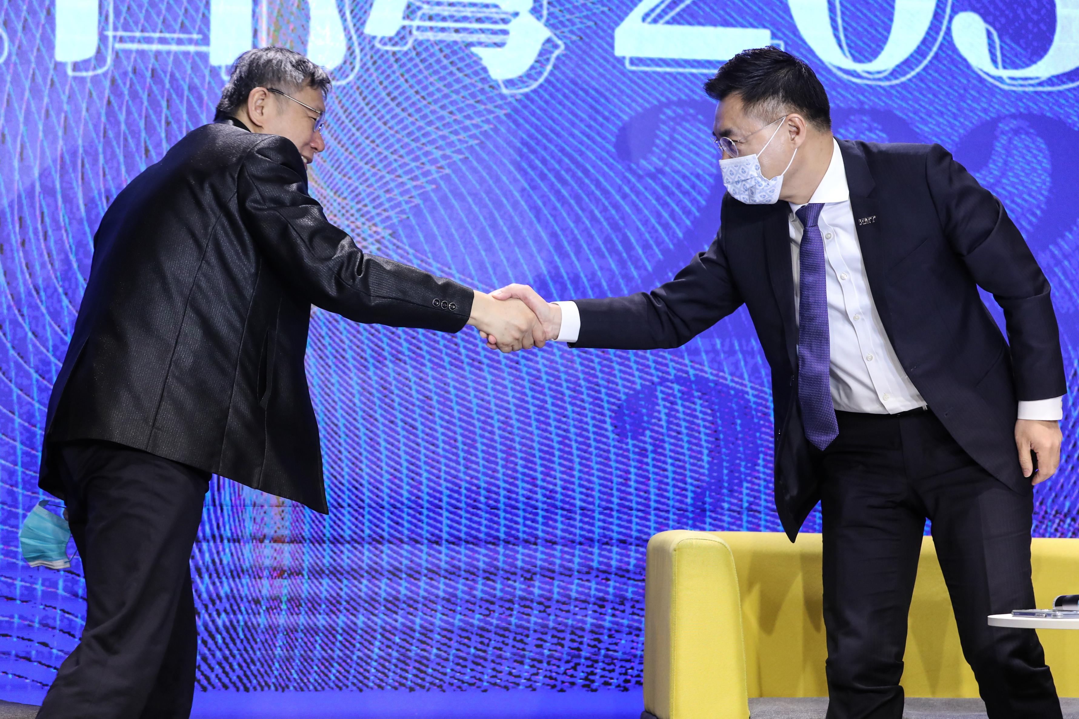 連勝文,江啟臣,朱立倫,趙少康,韓國瑜,國民黨,連戰