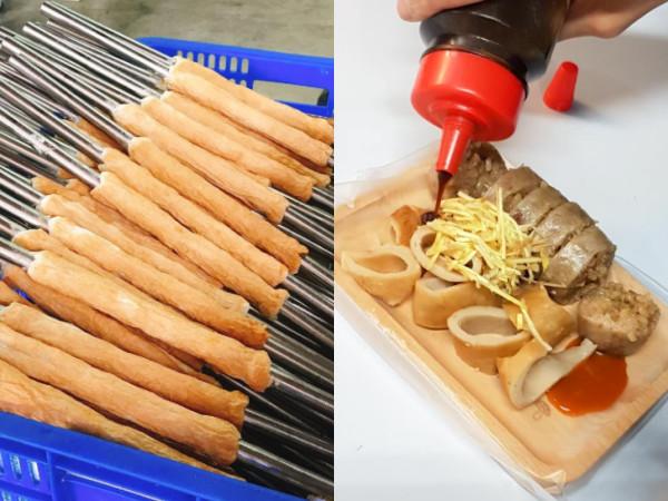基隆小吃充滿道地海味!手工炭烤吉古拉、大腸圈 5間快列入清單 | ET