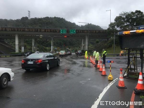烟花颱風海警!公路總局列「7大重點路段」可能實施管制