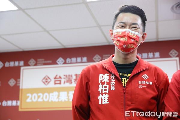 快訊/中選會:陳柏惟罷免案「一階審核通過」
