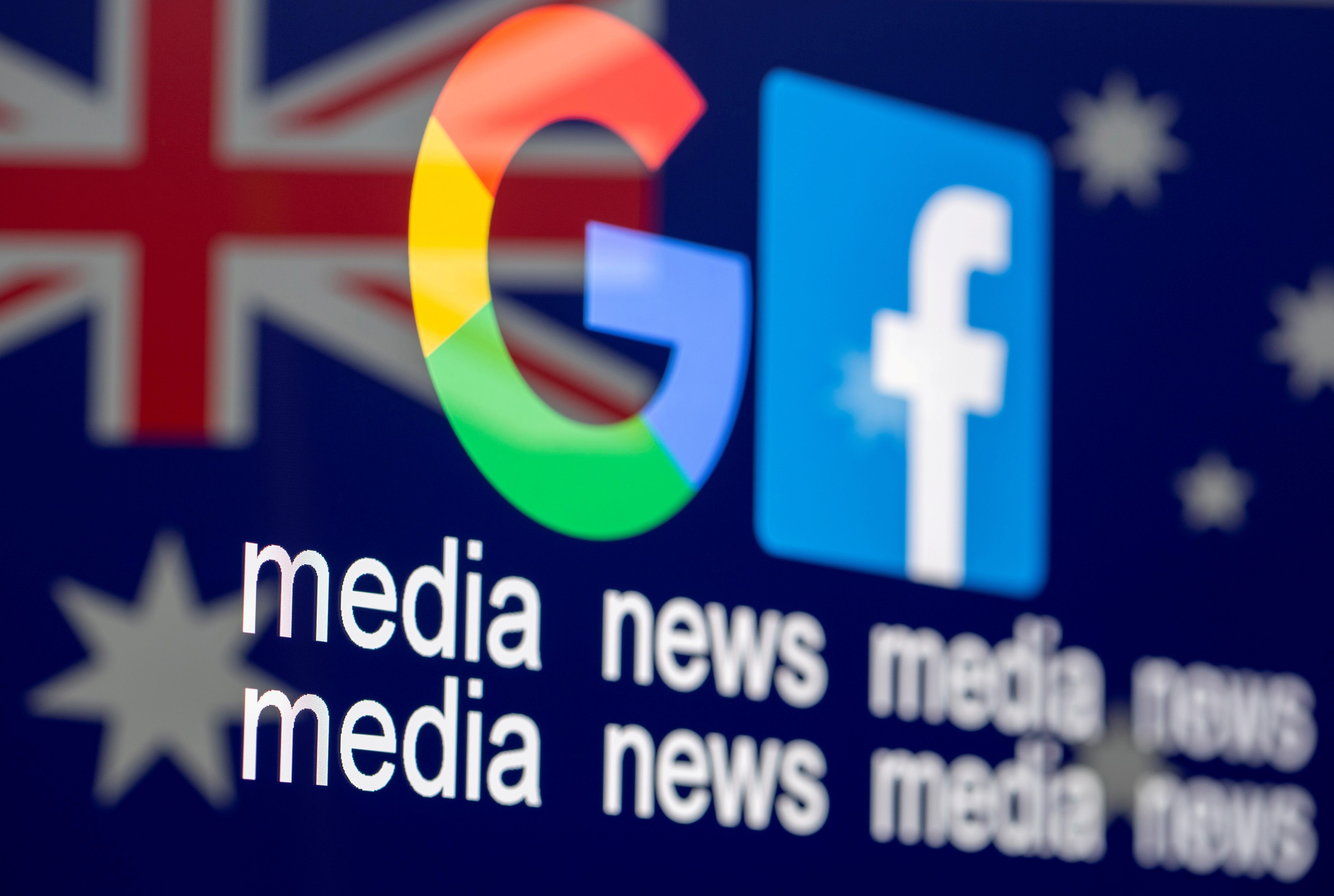 Google,法國,Facebook,媒體,新聞,出版,網路,歐盟,澳洲