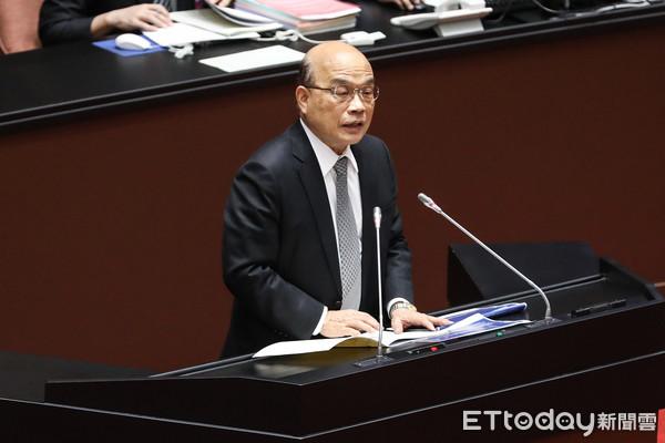 向華強父子居留申請遭駁回 蘇貞昌:政府要保護國安   ETtoday政治