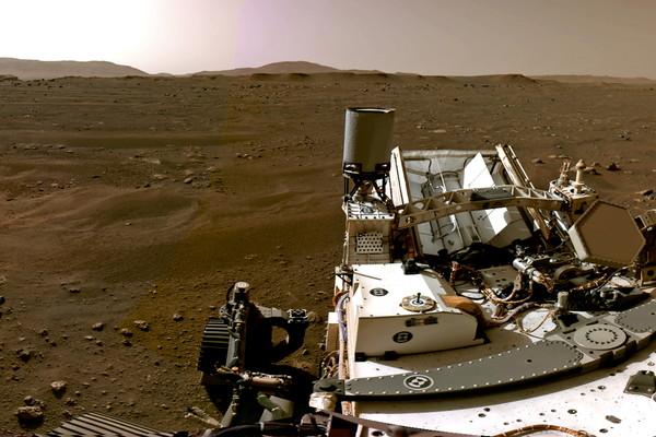 千萬人名字跟隨毅力號登火星 台灣有2萬2167人報名