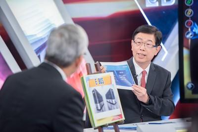 談電動車未來 鴻海劉揚偉:打開產業的往往是「成功的第二名」