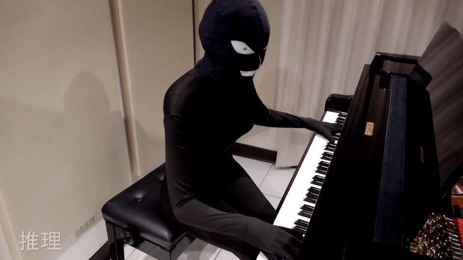 ▲▼             。(圖/翻攝自YouTube/Pan Piano)