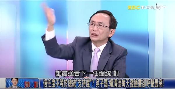 誰最適合2024總統? 吳子嘉爆「一個人躲著不講話」:他會參選!