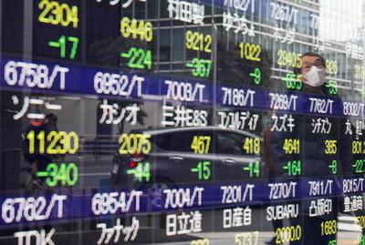 亞股反攻!日股大漲逾2% 港股上漲逾3百點