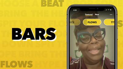 抖音在美退燒 臉書推饒舌創作App「BARS」獲用戶好評