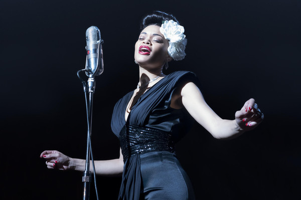 ▲▼安德拉戴(Andra Day)《The United States vs Billie》劇照。(圖/翻攝自IndieWire)