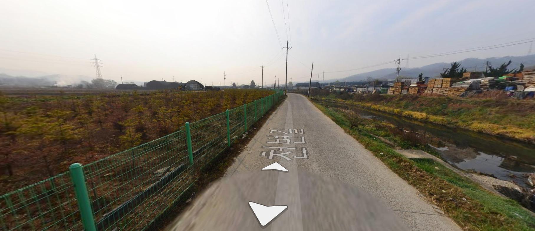 ▲▼韓國土地住宅公社職員涉嫌趁都更計畫頒布前購入7千坪土地,圖為光明市、始興市交界處。(圖/翻攝自Naver Map)