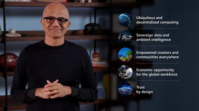 花7年領微軟重返榮耀 CEO納德拉將成「微軟董事長」