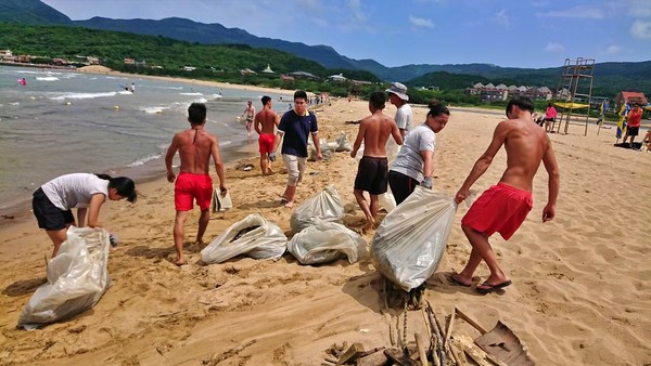 垃圾換黃金!福容福隆推綠色行動旅遊 環保淨灘送500元購物金 | ETt