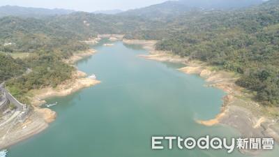 石門水庫蓄水率不到五成 水利署:節水7.1億噸「相當3.5座石門水庫」